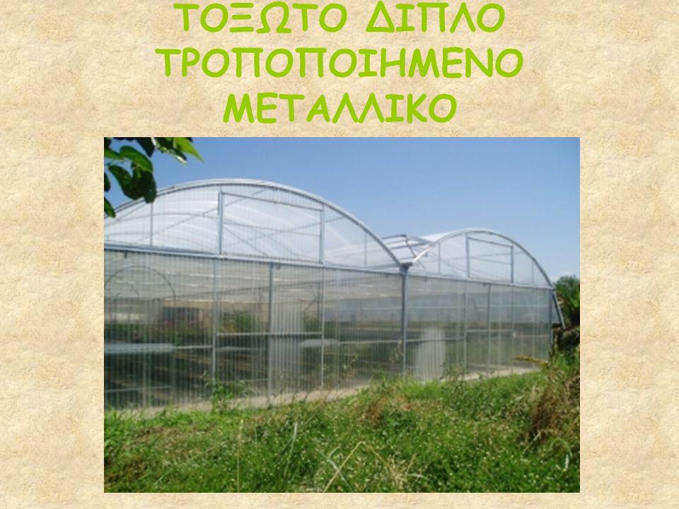 ΤΟΞΩΤΟ ΔΙΠΛΟ ΤΡΟΠΟΠΟΙΗΜΕΝΟ ΜΕΤΑΛΛΙΚΟ