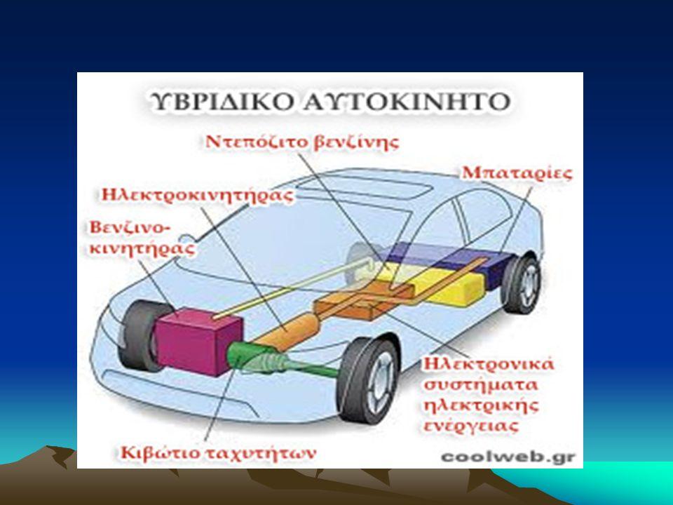 ΠΛΗΡΩΣ ΥΒΡΙΔΙΚΟ Το πιο εξελιγμένο από όλα τα υβριδικά συστήματα - και αυτό που χρησιμοποιείται στα αυτοκίνητά μας.