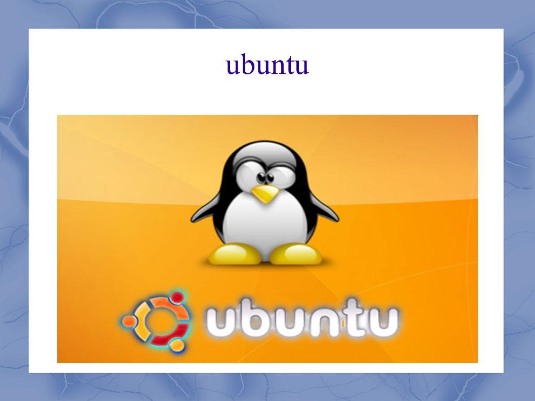 Ειδικές εκδόσεις Ubuntu ανάλογα με τα ενδιαφέροντά σας ● Kubuntu ● Kubuntu με περιβάλλον εργασίας KDE ● Edubuntu ● Edubuntu με διεπαφή φιλική για παιδιά ● Gobuntu ● Gobuntu με 100% ελεύθερο λογισμικό ● JeOs ● JeOs πειραματική έκδοση για εικονικές εφαρμογές ● Ubuntu server ● Ubuntu server για μεγάλους εξυπηρετητές ● Mobile & embedded ● Mobile & embedded για κινητά ● MythBuntu ● MythBuntu για επεξεργασία βίντεο ● Ubuntu Studio ● Ubuntu Studio για επεξεργασία πολυμέσων ● Mini Remix ελαφριά έκδοση.iso μεγέθους 133MB