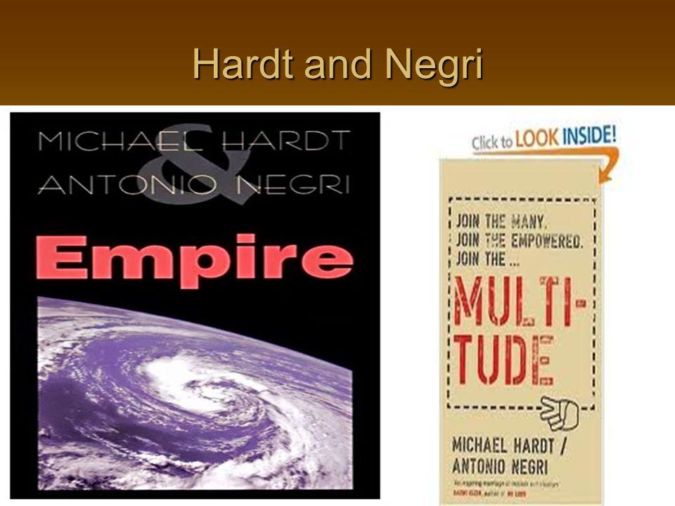 Hardt and Negri