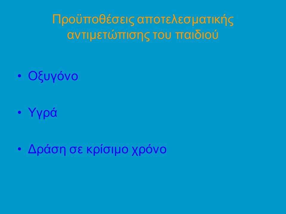 Επιγλωττίτιδα (2) Θεραπεία Δεν ενοχλούμε το παιδί !!.
