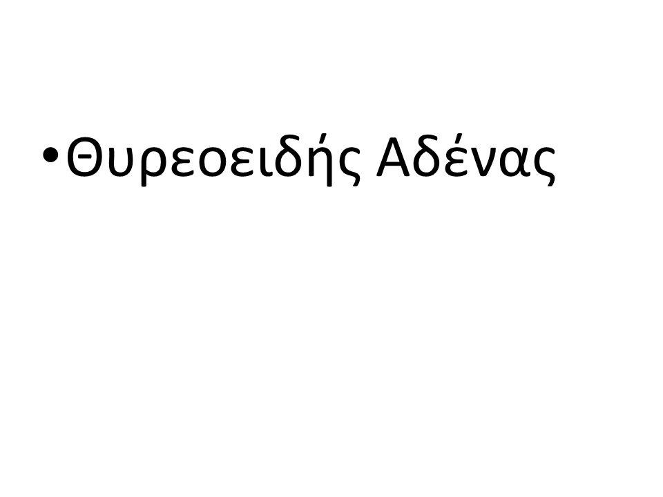 Θυρεοειδής Αδένας