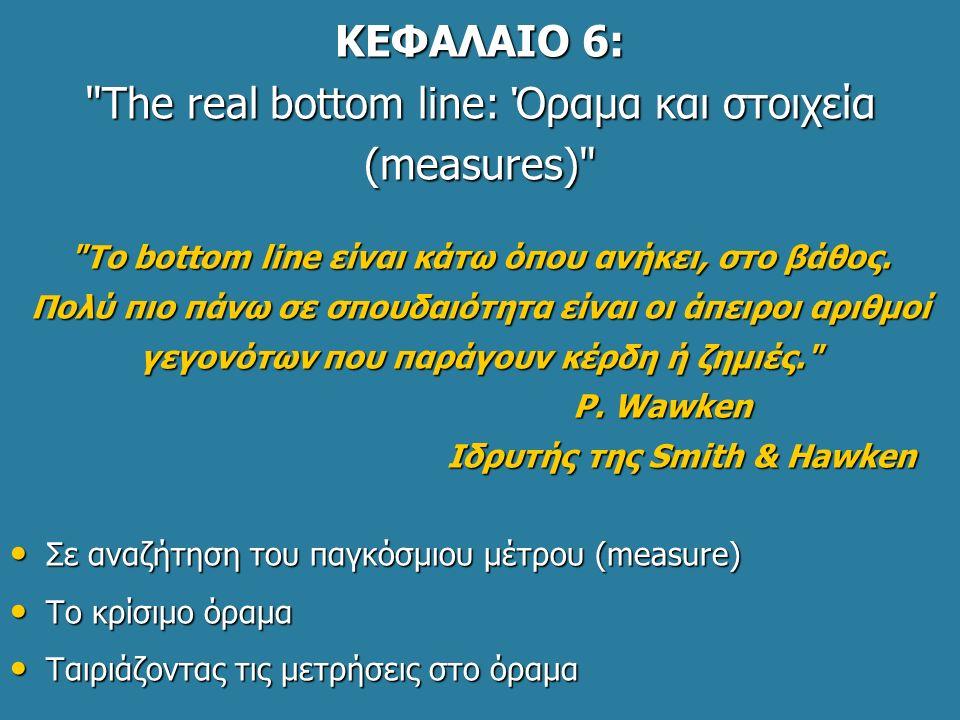 ΚΕΦΑΛΑΙΟ 6: