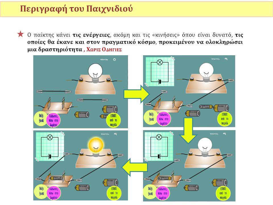 Στην λογική αυτή του «ρεαλισμού», οι περισσότερες δραστηριότητες δεν κλειδώνουν, αλλά μετά την επίτευξη του στόχου, ο παίκτης μπορεί να συνεχίζει να πειραματίζεται.