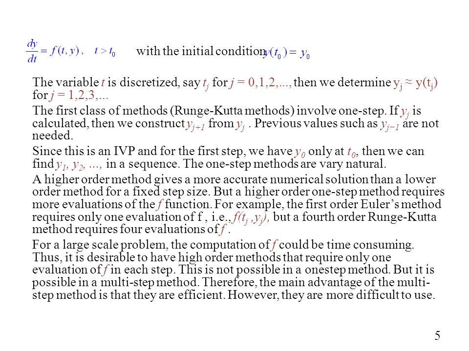 Μέθοδος βελτιωμένου Euler Θεωρούμε ότι η συνάρτηση την οποία προσπαθούμε να υπολογίσουμε μεταβάλλεται γραμμικά μεταξύ δύο διαδοχικών σημείων Όταν δεν υπάρχει σφάλμα Επειδή είναι δαπανηρό να αυξήσουμε το πλήθος των σημείων λαμβάνουμε δύο κλίσεις από δύο διαδοχικά σημεία και χρησιμοποιούμε ως κλίση για την ευθεία που θα μας δώσει την προσέγγιση τον μέσο όρο αυτών ΔΗΛ.