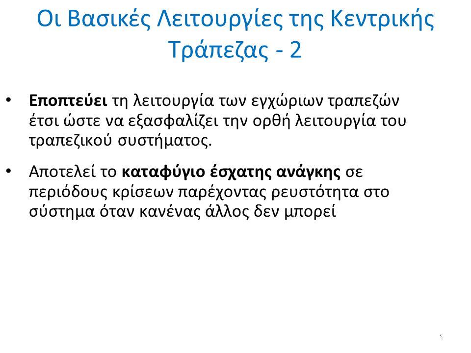 Οι Μηχανισμοί Μετάδοσης της Νομισματικής Πολιτικής - 4 Ο δίαυλος του επιτοκίου  Γράφημα 5.12 Γραφική αναπαράσταση του διαύλου του επιτοκίου 56