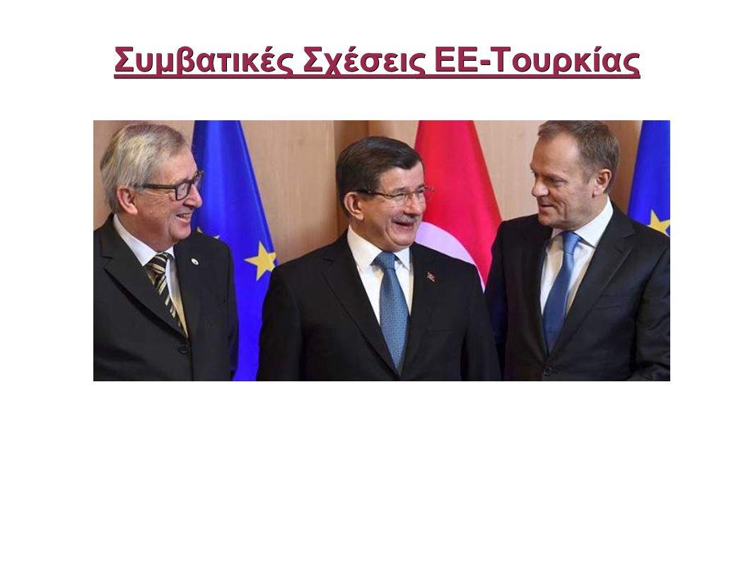 Συμβατικές Σχέσεις ΕΕ-Τουρκίας