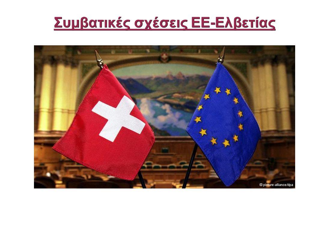 Συμβατικές σχέσεις ΕΕ-Ελβετίας