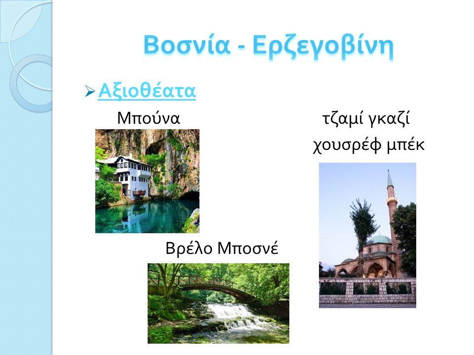  Ιστορία Η περιοχή της Βοσνίας-Ερζεγοβίνης γύρω στο 1000 π.Χ.