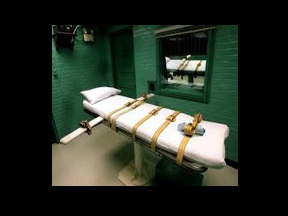  Οι υπέρμαχοι της θανατικής ποινής υποστηρίζουν ότι όποιος καταδικάζεται σε θάνατο αδυνατεί να βελτιωθεί σαν άνθρωπος και μπορεί να διαπράξει αδίκημα οποιαδήποτε στιγμή εφόσον απελευθερωθεί.