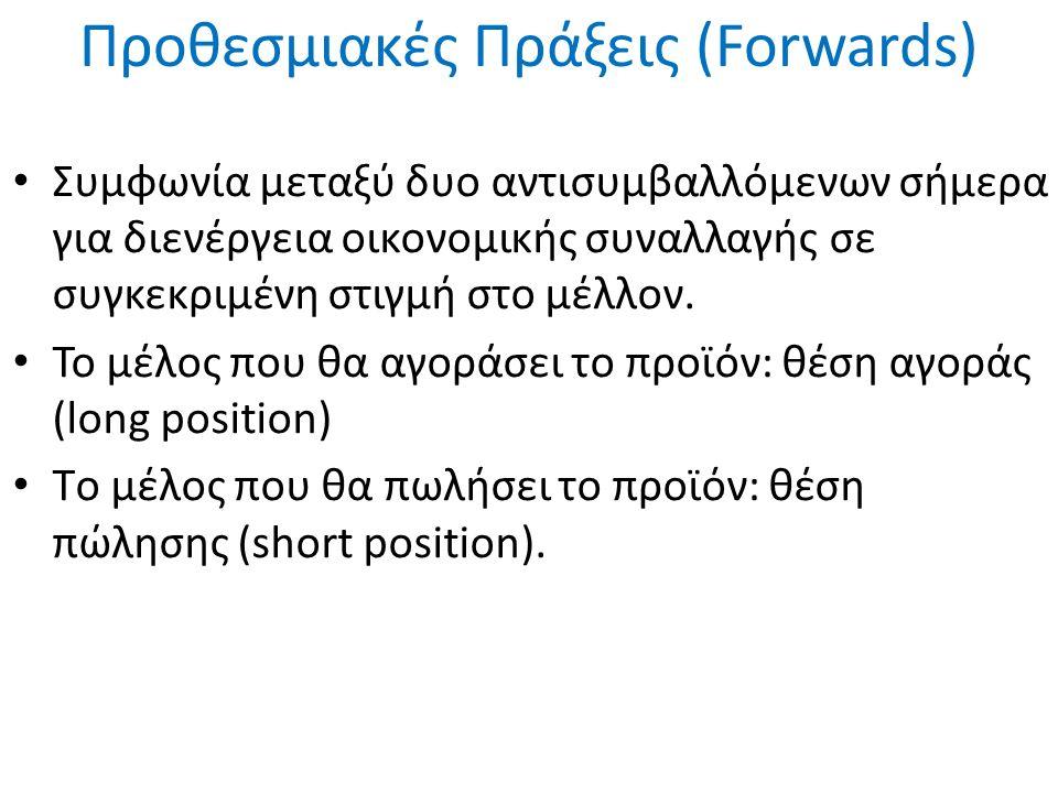 Διαχείριση Συναλλαγματικού Κινδύνου Για την αντιστάθμιση του συναλλαγματικού κινδύνου, τράπεζα: τρεις εναλλακτικές.