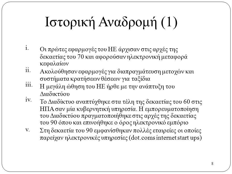 9 Ιστορική Αναδρομή (2) vi.