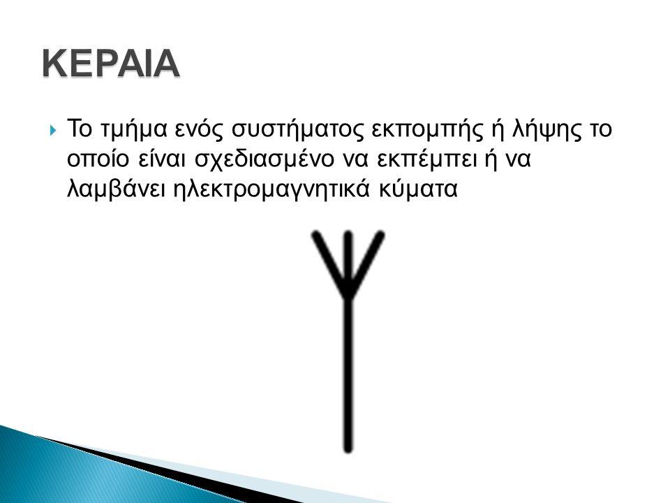 ΣΥΧΝΟΤΗΤΑ V out /V in 1 fcαfcα ΖΩΝΗ ΔΙΕΛΕΥΣΗΣ fcβfcβ