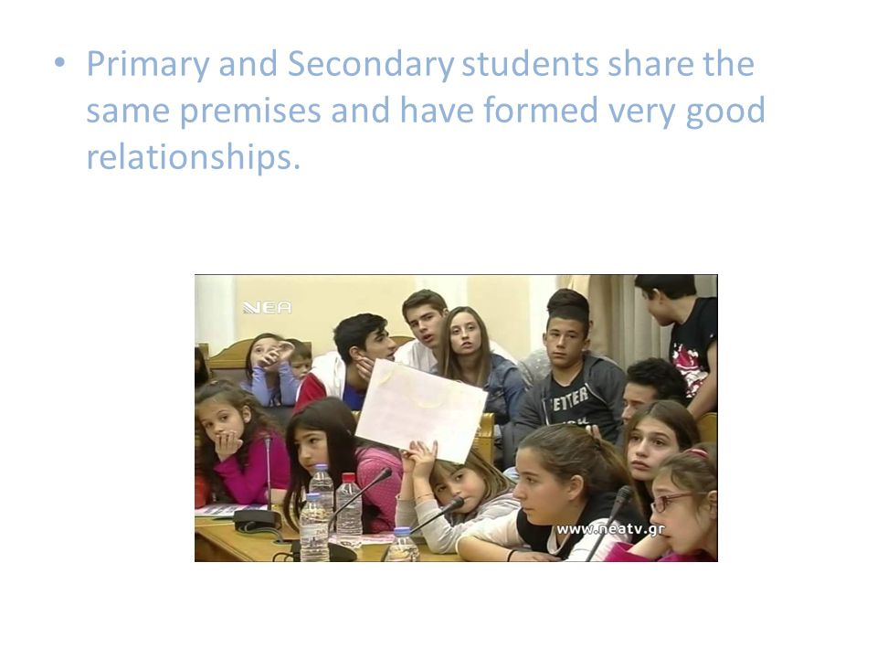 GREEK SECTION EUROPEAN SCHOOL OF BRUSSELS (BRUXELLES III) EUROPEAN SCHOOL OF LUXEMBOURG EUROPEAN SCHOOL OF MUNICH EUROPEAN SCHOOL OF HERAKLION