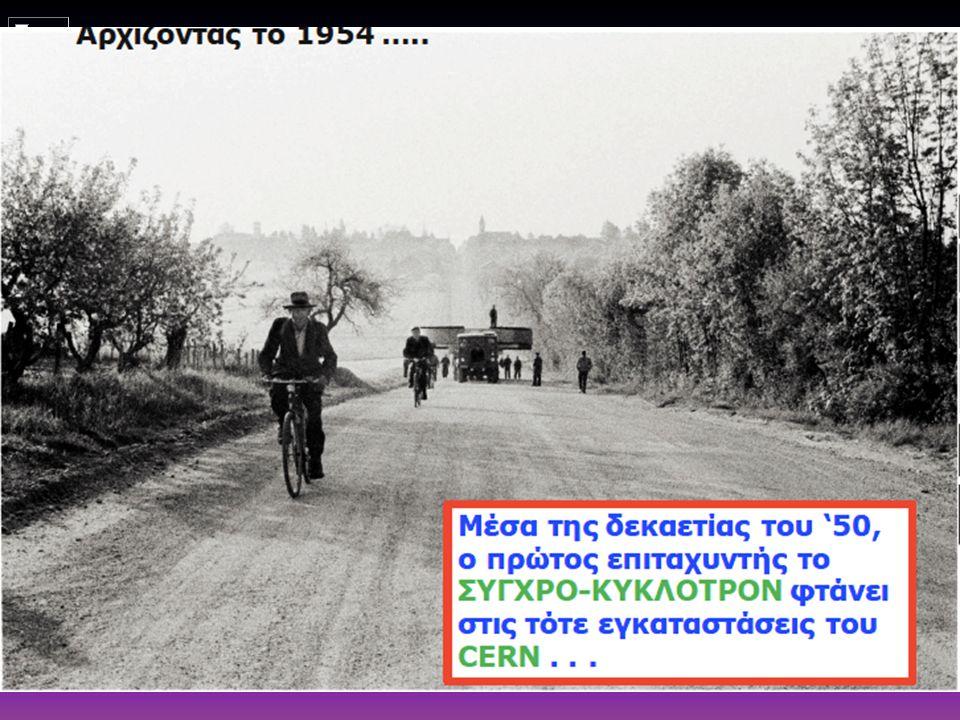 Αρχίζοντας το 1954 …..