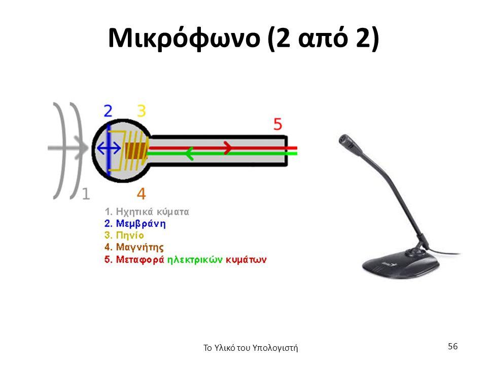 Μικρόφωνο (2 από 2) Το Υλικό του Υπολογιστή 56