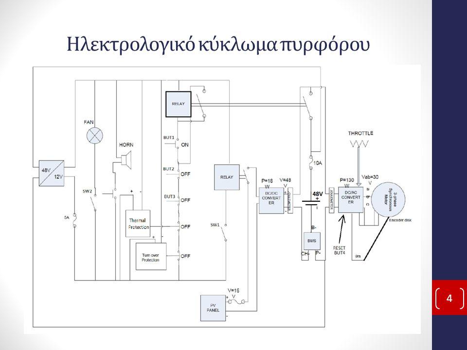 Ηλεκτρολογικό κύκλωμα πυρφόρου 4