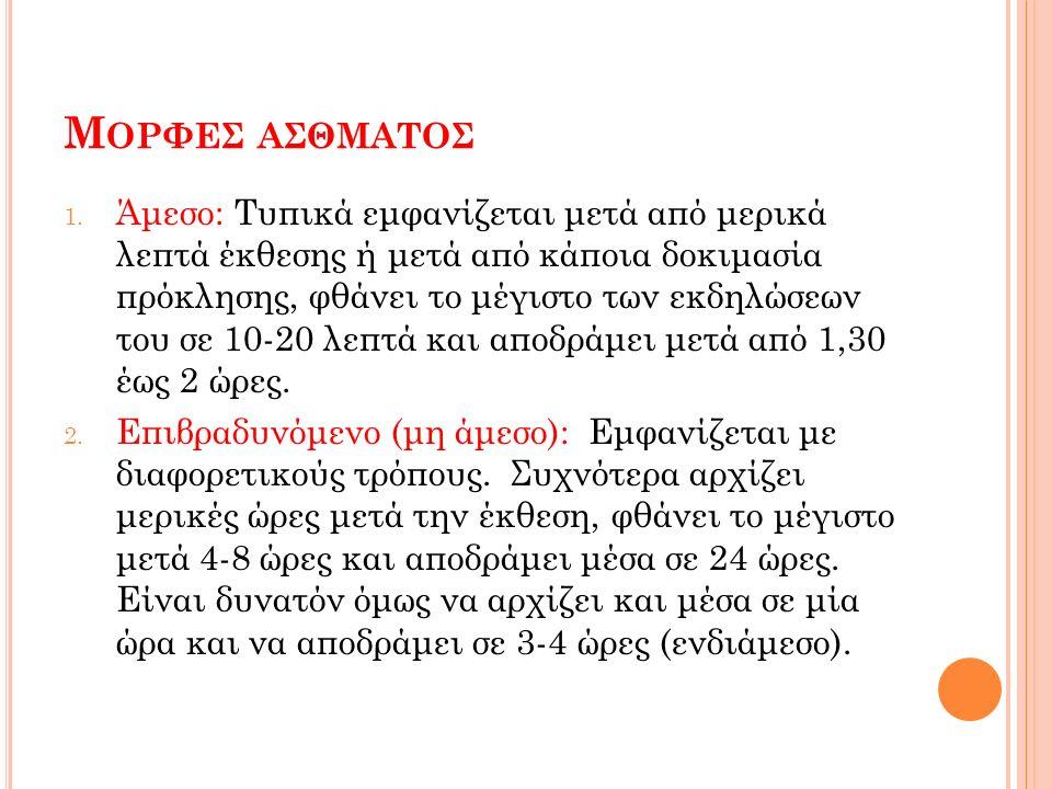 Μ ΟΡΦΕΣ ΑΣΘΜΑΤΟΣ 1.