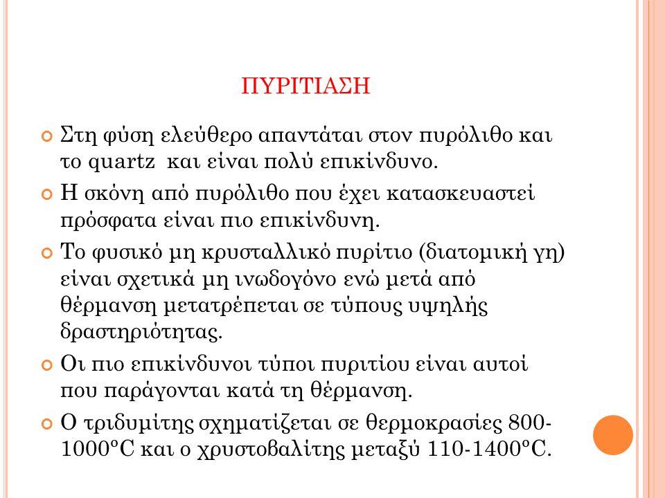 Η Ευρωπαϊκή Ένωση με την οδηγία 2003/53/ΕΚ της 18-6-2003, καθόρισε μέγιστη επιτρεπόμενη περιεκτικότητα σε υδατοδθιαλυτό χρώμιο σε κάθε είδους κονία τα 2 ppm με ημερομηνία ισχύος της οδηγίας την 17-1-2005.