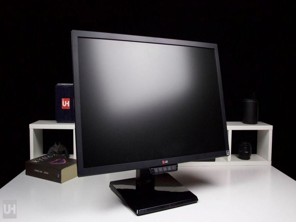 οθονη Η οθόνη του υπολογιστή είναι μια ηλεκτρικη συσκευη που απεικονίζει εικόνες δημιουργημένες από υπολογιστη.