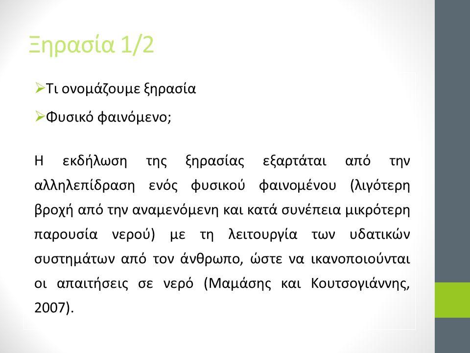 Ιστορική αναδρομή στην ύδρευση της Αθήνας 2 ος αι.