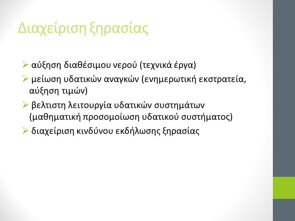 Φράγμα Μαραθώνα Πηγή: www. eydap.gr