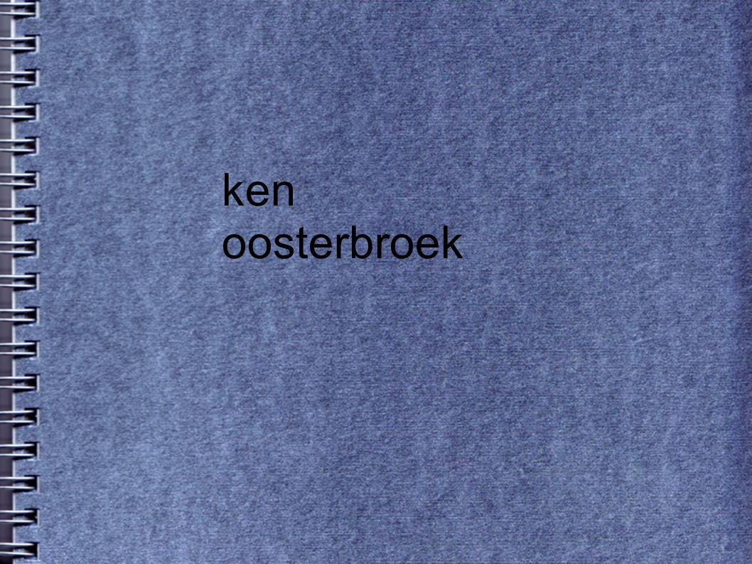 ken oosterbroek