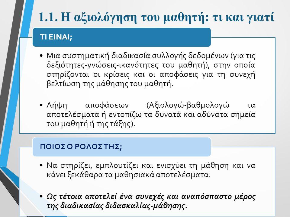 3.2.Προκλήσεις για τα εκπαιδευτικά συστήματα (ΙΙΙ) 7.