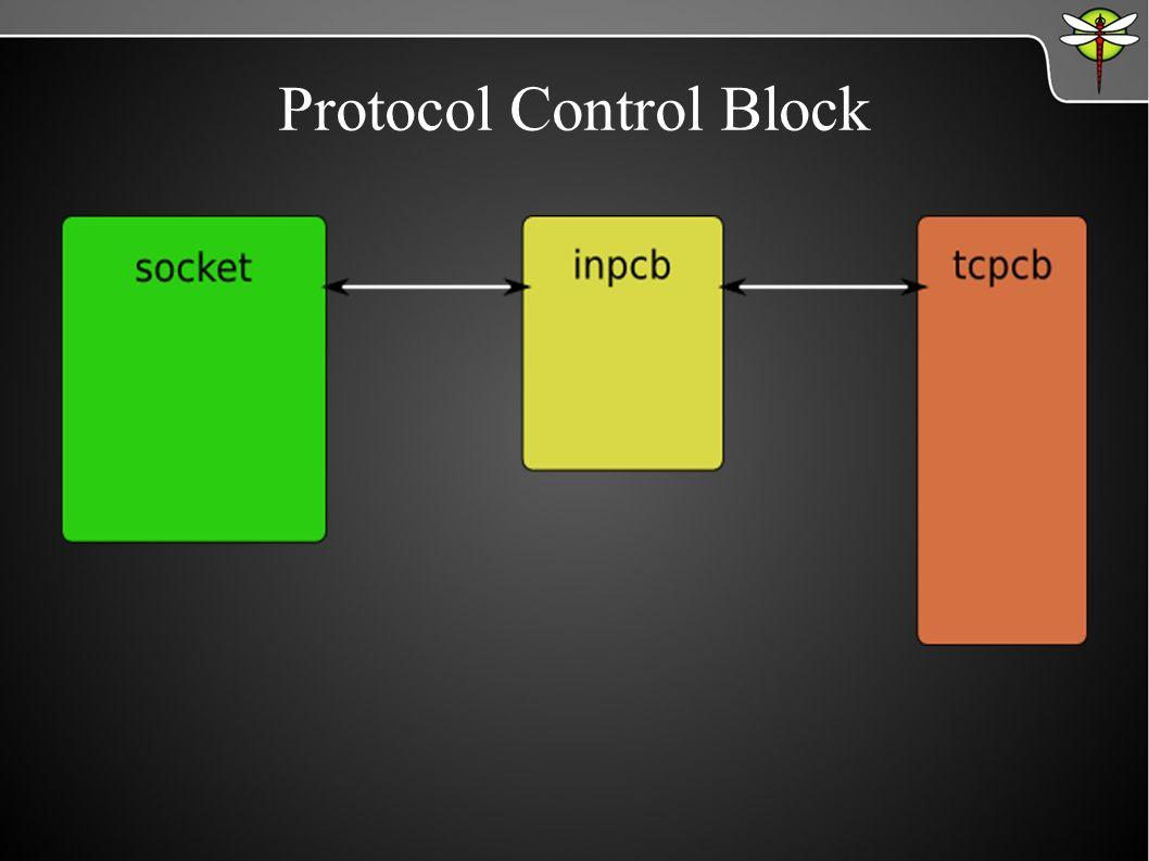 Protocol Control Block