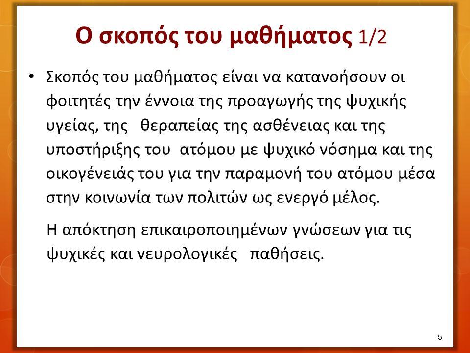Βιβλιογραφία 1/3 American Psychiatric Association (2013).