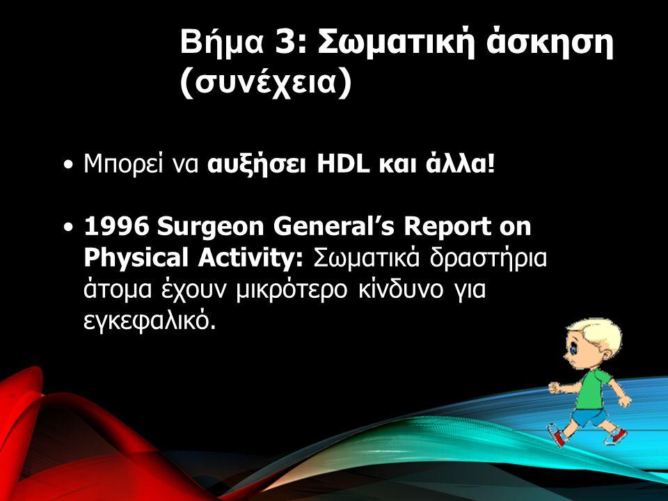 Μπορεί να αυξήσει HDL και άλλα.