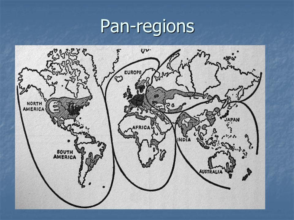 Pan-regions