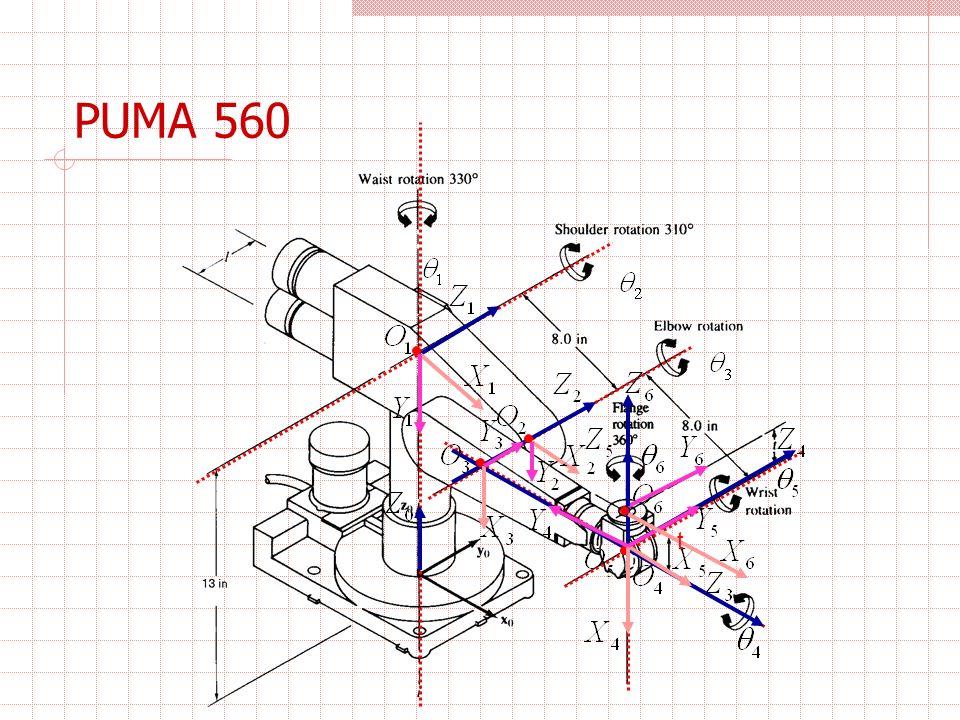 t PUMA 560