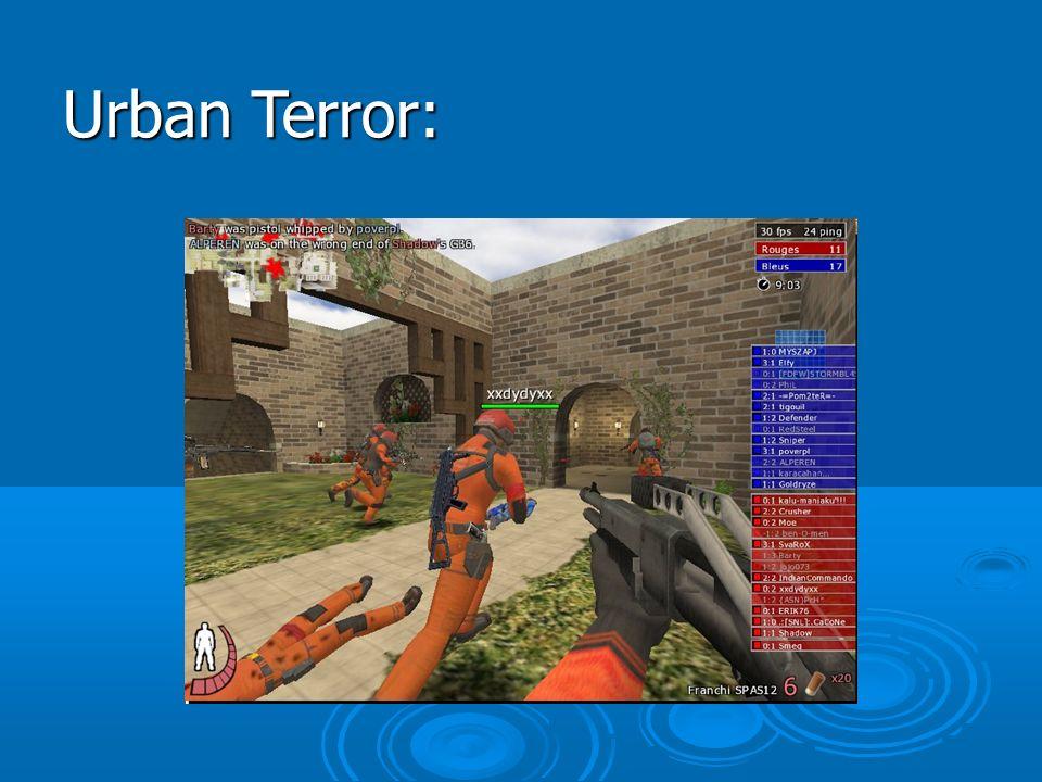 Urban Terror: