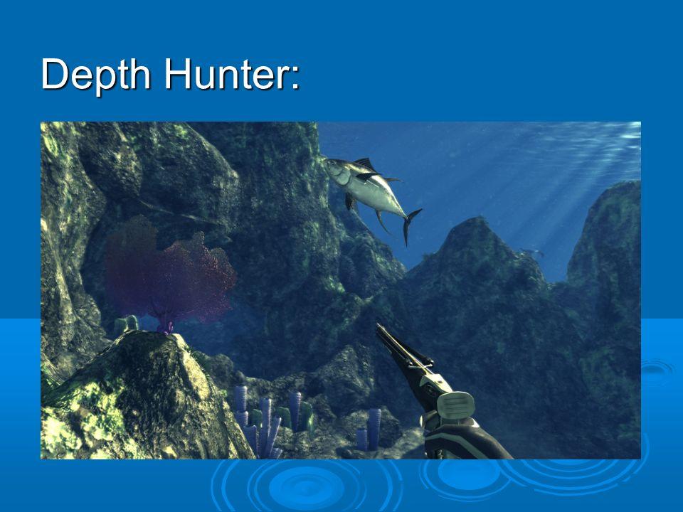 Depth Hunter: