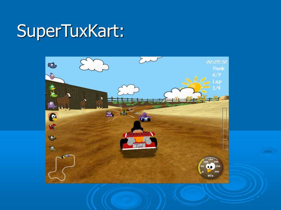 SuperTuxKart: