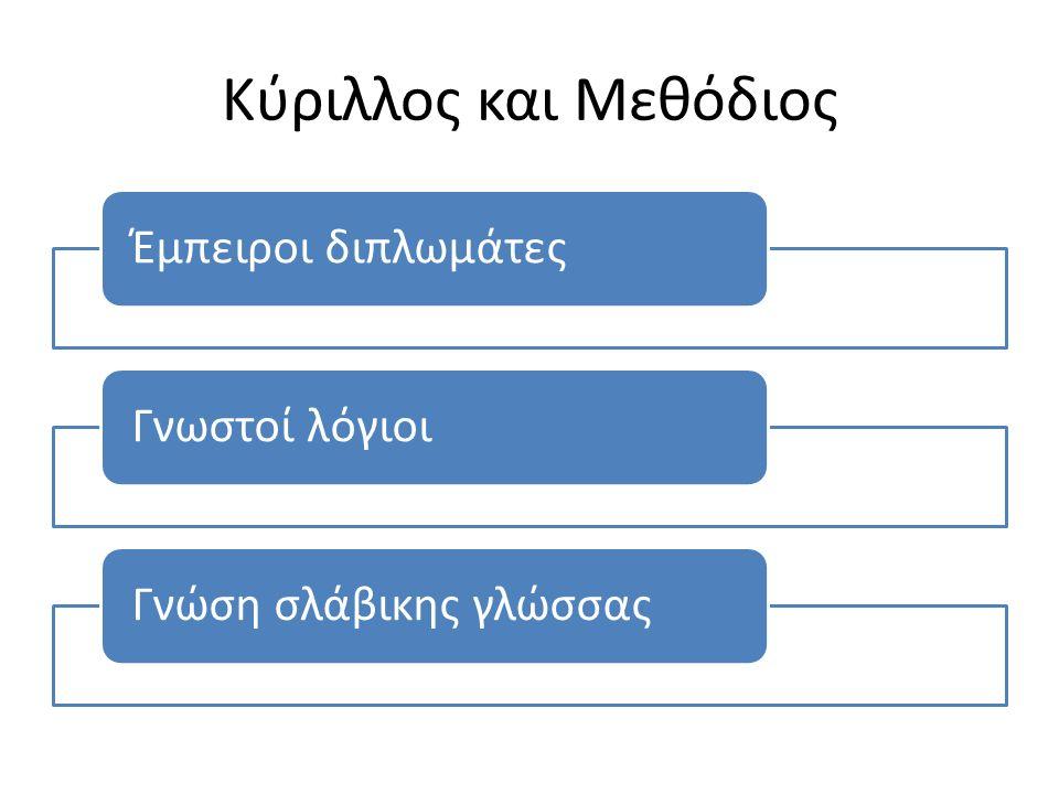 Κύριλλος-Μεθόδιος