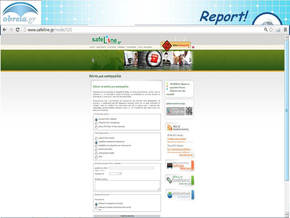 Report!