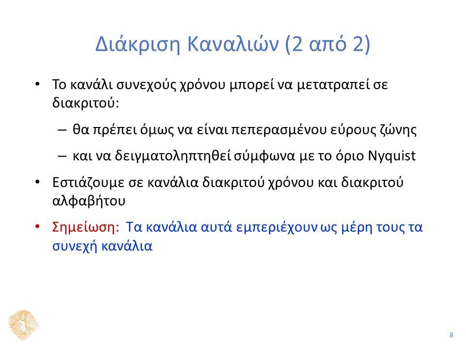 59 Σημείωμα Αναφοράς Copyright Πανεπιστήμιο Πατρών, Κώστας Μπερμπερίδης.