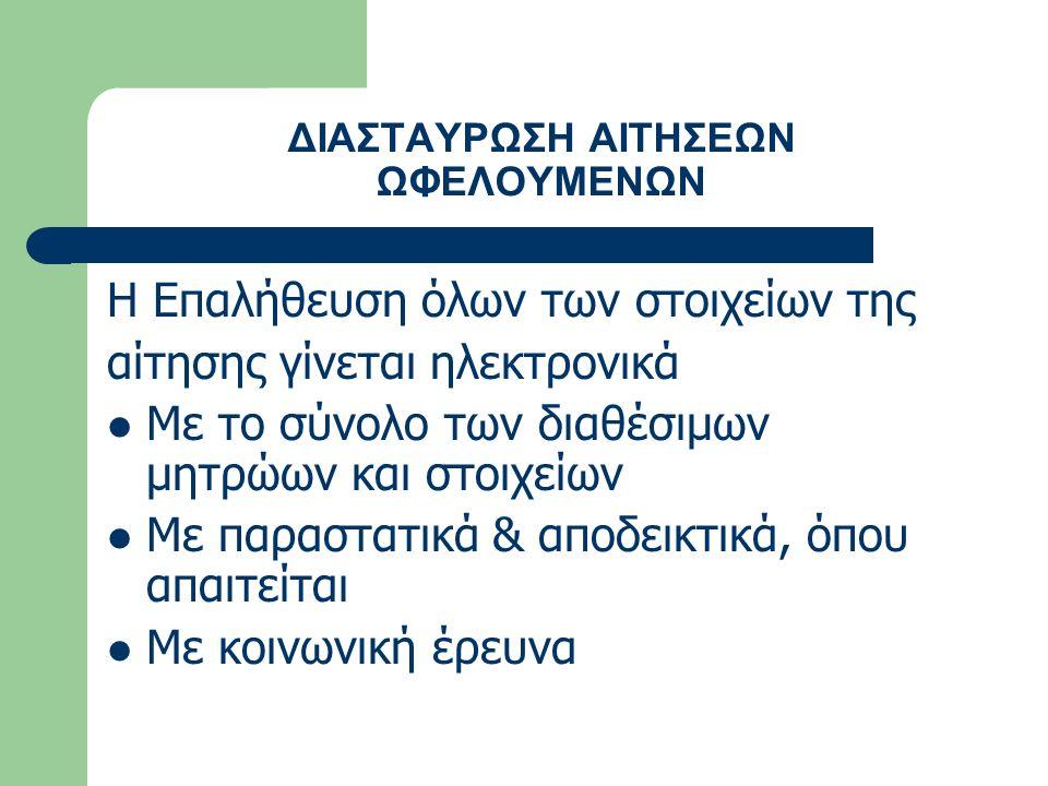 Απαιτούμενα στοιχεία Αίτηση Φορολογική Δήλωση Από 13 ΙΟΥΛΙΟΥ Υποβάλλεται Αίτηση Ηλεκτρονικά στο Διαδίκτυο www.idika.grwww.idika.gr Επίσης: Κοινωνική Πρόνοια ΚΕΠ του Δήμου Ι.Π.Μεσολογγίου Δ.Ε.