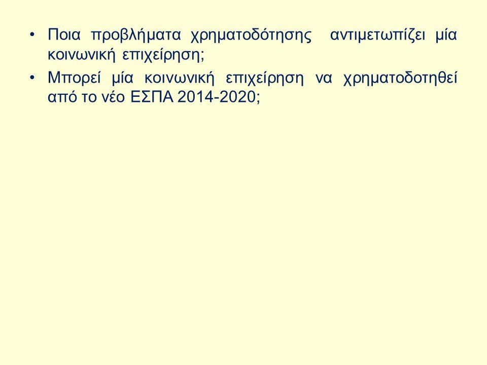 Μορφές και είδη Χρηματοδότησης Πλεονεκτήματα-Μειονεκτήματα (Αγιοβλασίτης 2015) 1.