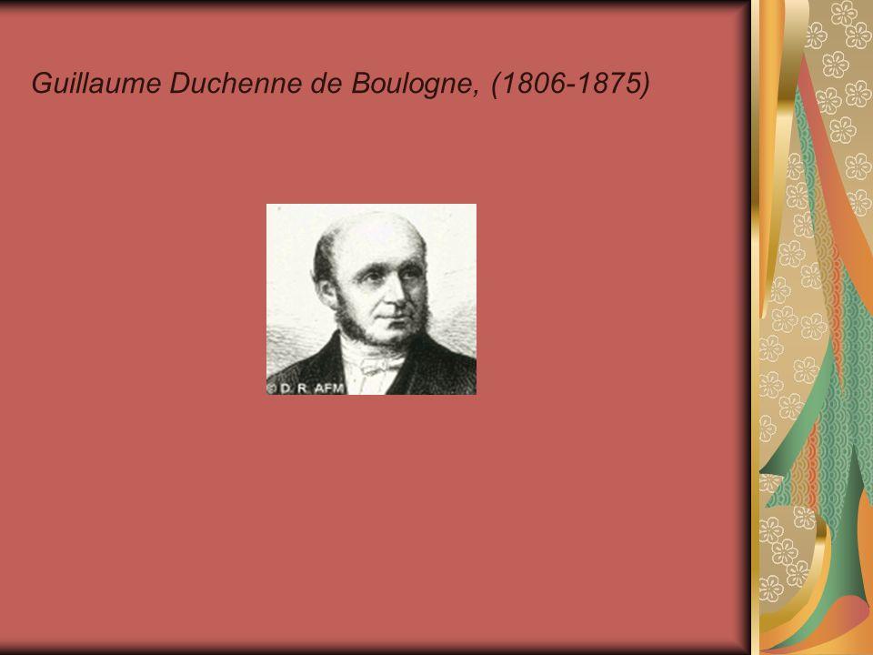Guillaume Duchenne de Boulogne, (1806-1875)