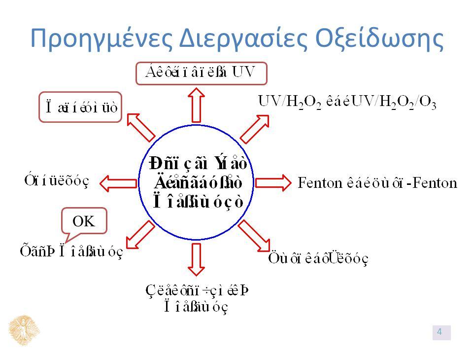 Προηγμένες Διεργασίες Οξείδωσης ΟΚ 4