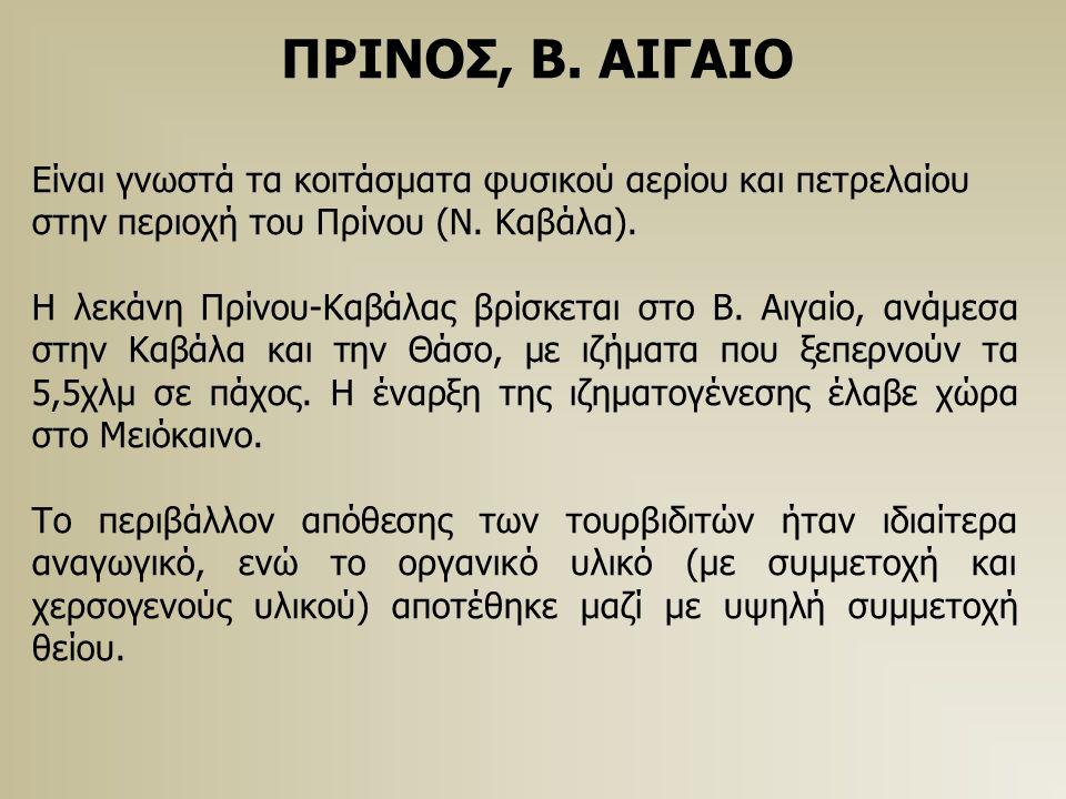 ΠΡΙΝΟΣ, Β.