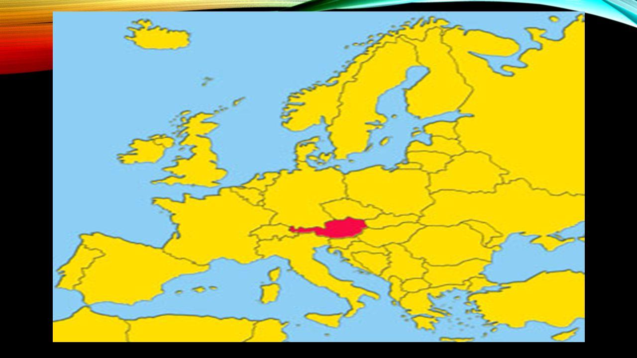 ΟΝΟΜΑΣΙΑ Στα γερμανικά Österreich σημαίνει «ανατολικό βασίλειο». Η λέξη πρωτοεμφανίζεται σε κείμενο του 996 μ.Χ. ως ostarrichi στην παλαιά άνω γερμανι