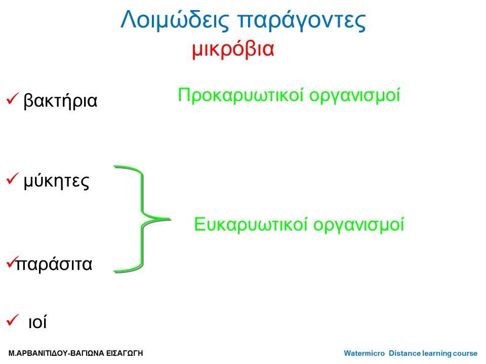 Χρώσεις  Θετική χρώση  Αρνητική χρώση (νιγροσίνη)  Απλή χρώση  Σύνθετη χρώση (Gram)