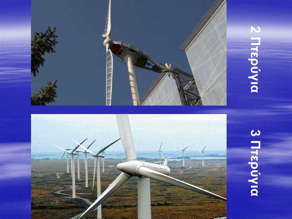 Πλεονεκτήματα Εκμετάλλευσης Α.Ε. Ανανεώσιμη Δεν εκπέμπει βλαβερά αέρια Δεν εκλύει επικίνδυνες χημικές ουσίες