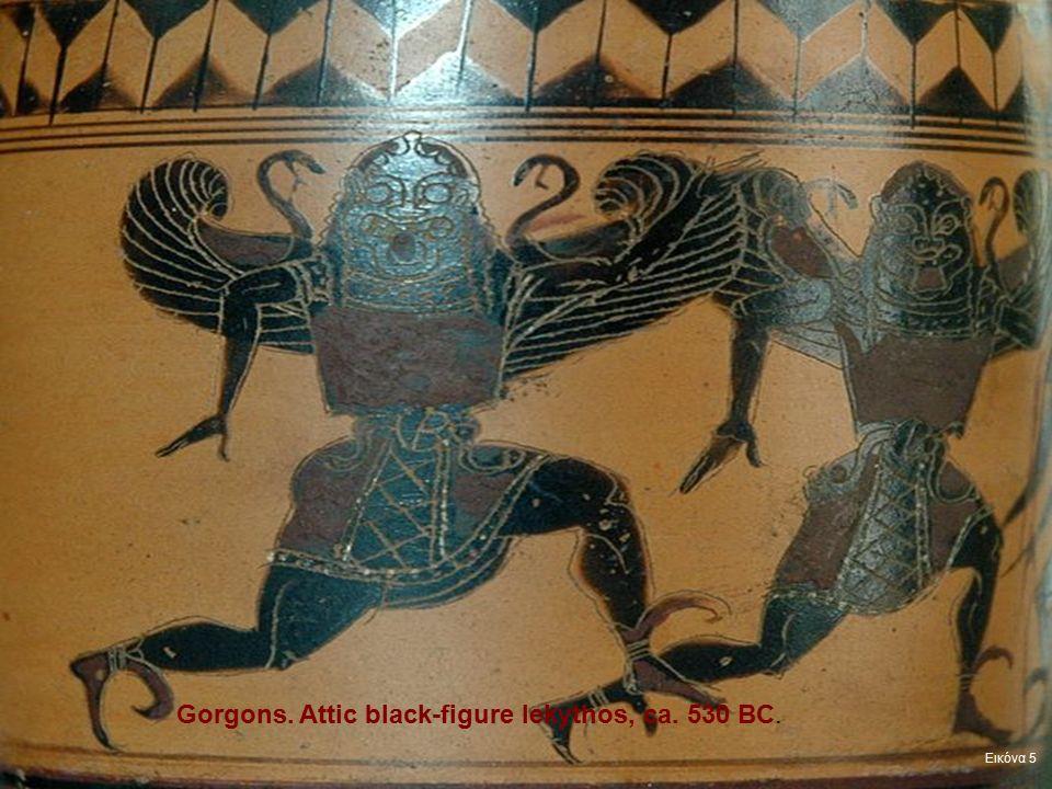 10 Φιλοσοφία της Ιστορίας και του Πολιτισμού Gorgons.