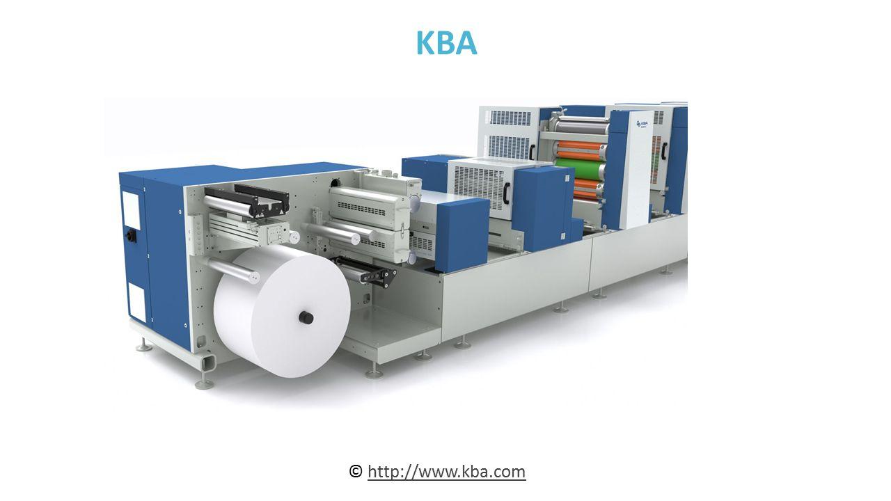 Α.Ενιαίο σύστημα όφσετ εκτύπωσης με τέσσερις μονάδες μελάνωσης.