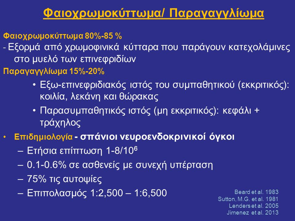 CT Μετά σκιαγραφικό RadioGraphics 2004 24:suppl_1, S87-S99 Φαιο Μετα ευαισθησία 77%-98% ειδικότητα 29%-92%